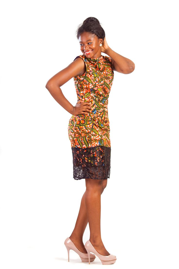 African Inspired ready-to-wear clothing by Miss Dee Clothing, a Ghanaian Label.