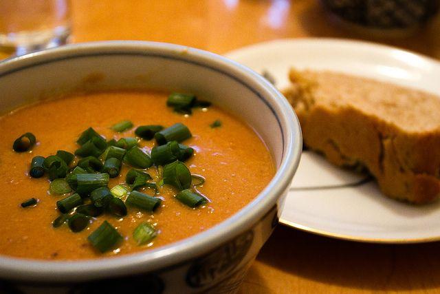 West African Peanut Soup | Soups & Stews | Pinterest