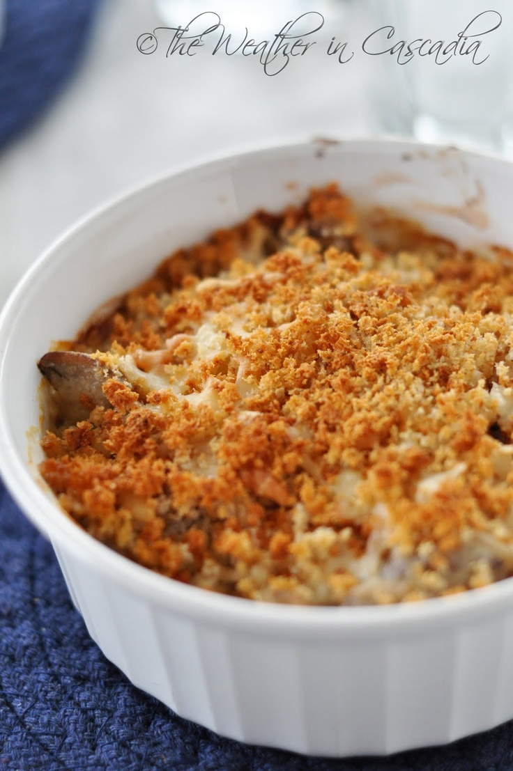 The Weather in Cascadia: endless winter root vegetable gratin