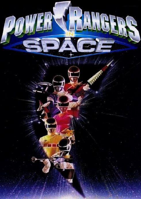 Phim Power Rangers In Space