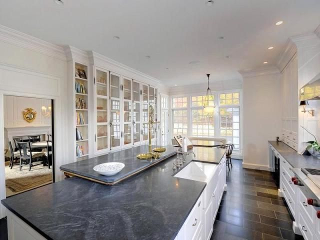 Jet Mist Granite Kitchens To Die For Pinterest