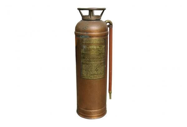 Polishing Old Brass Fire Extinguishers - Finishing