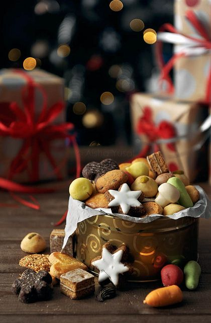 Christmas cookies | Aisha Yusaf