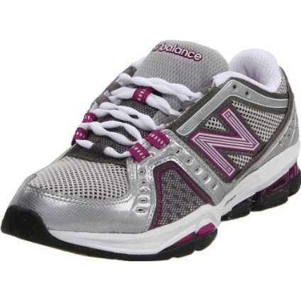 New Balance Women`s WX1211 Fitness Conditioning Shoe,Silver,10 B US