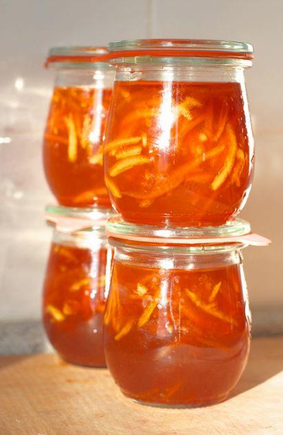 Seville Blood Orange Marmalade