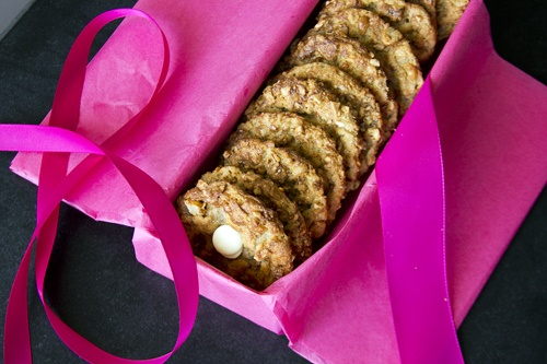 Honey Roasted Peanut Butter Cookies | Recipes (Sweet) | Pinterest