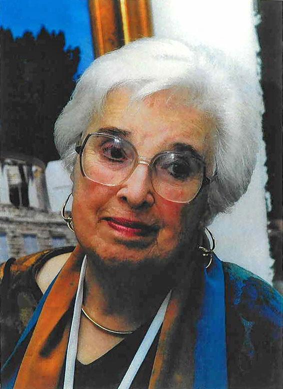 January 2, Gerda Lerner, historian and Organization of American ...