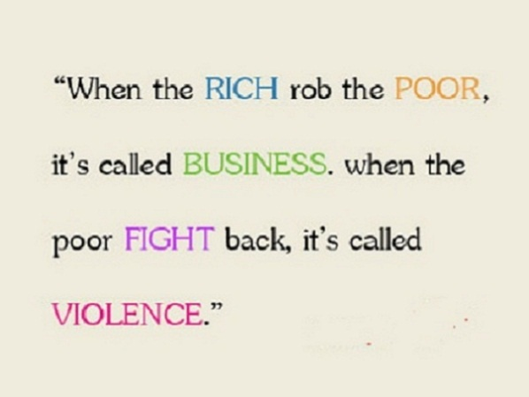 Rich And Poor Quotes. QuotesGram - 38.2KB