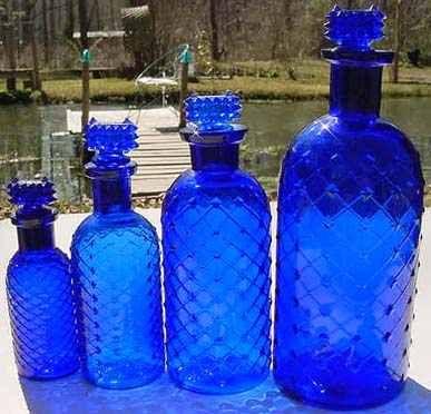 poison bottles value