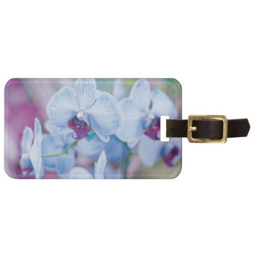 This Deals Blue Orchids Bag Tags Blue Orchids Bag Tags Yes I can say ...