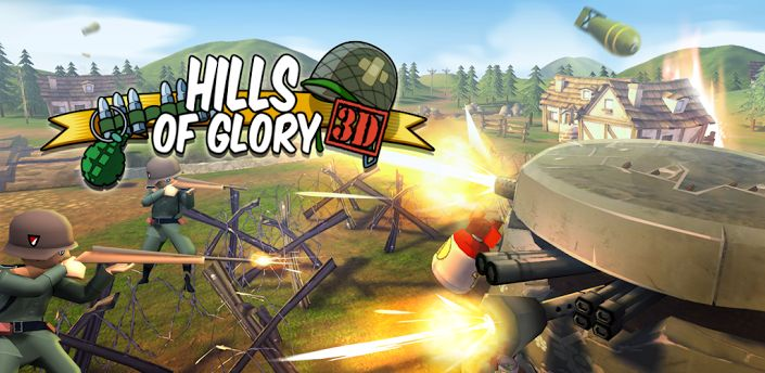 Hills of Glory 3D android free game