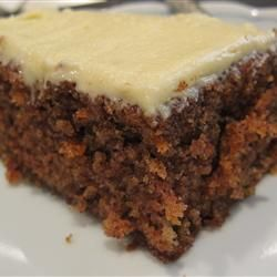 Carrot Cake III Allrecipes.com | Looks Tasty! | Pinterest