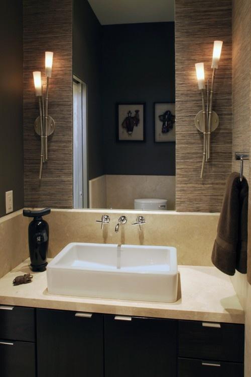 Bath Textured Wallpaper