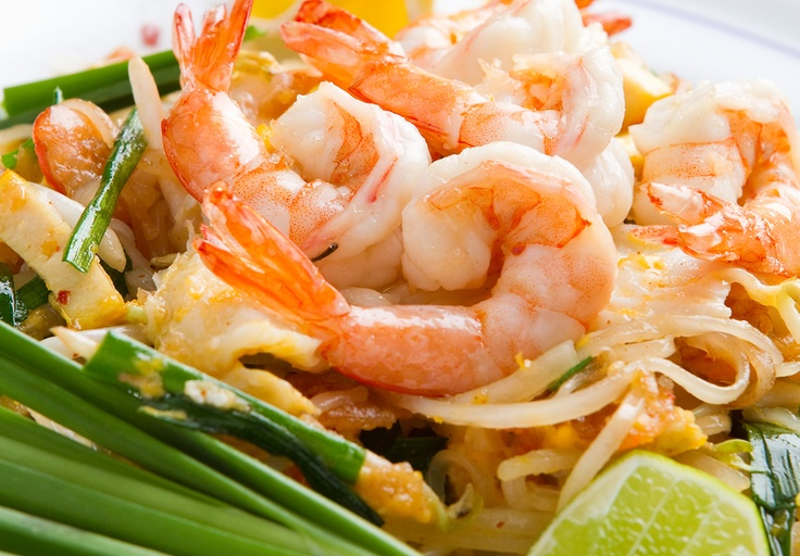 Pad Thai | Foodie Inspiration/Soups & Sandwiches | Pinterest