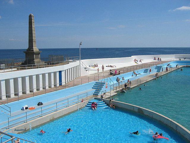 Jubilee Pool Penzance Swim Pinterest