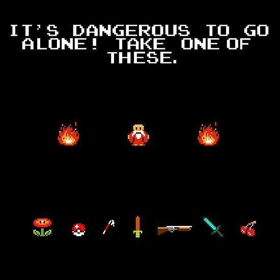 its dangerous to go - photo #4
