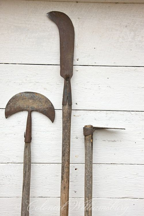 Vintage garden tools antique tools pinterest for Common garden hand tools