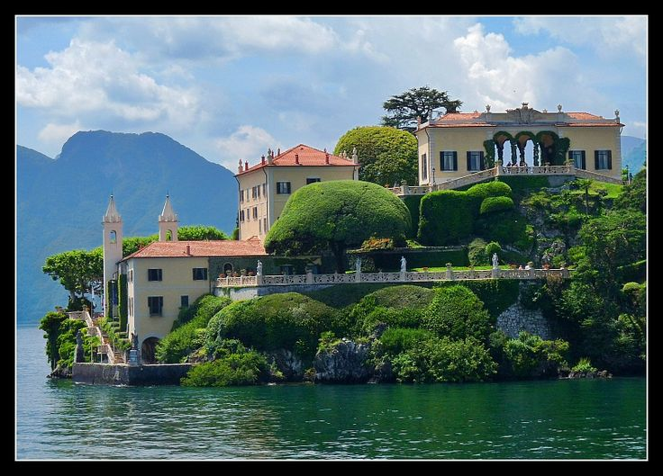 Villa Balbianello lenno, Como Places I Want To Visit