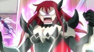 Erza Scarlet Mad Mad erza   Anime/Manga...