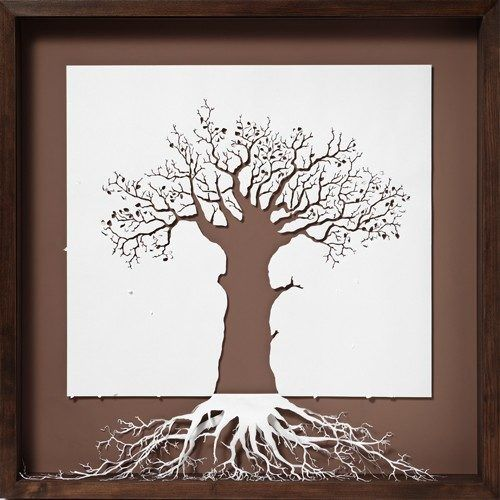 tree and roots crafts pinterest