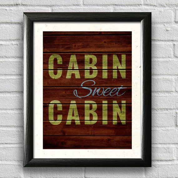 Rustic Cabin Wall Decor : Rustic cabin wall art bing images