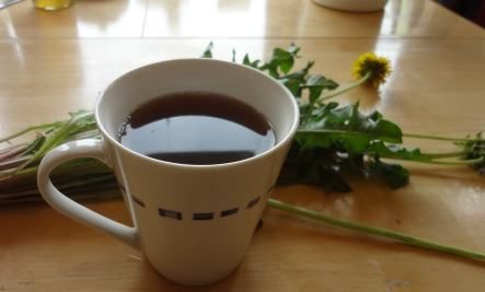 Dandelion Root Coffee | drinks | Pinterest