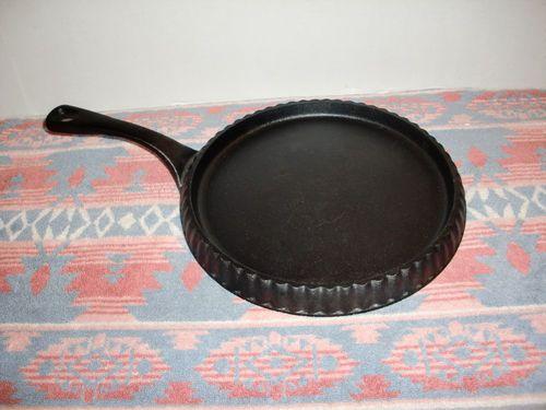 Paula Deen Hoe Cake Pan