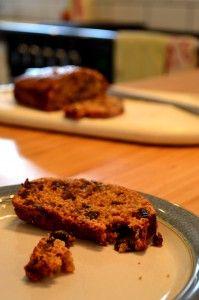 sticky malt loaf close | Food and Libations | Pinterest