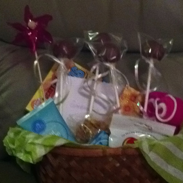 May Day Baskets! Good luck not getting kissed for these!