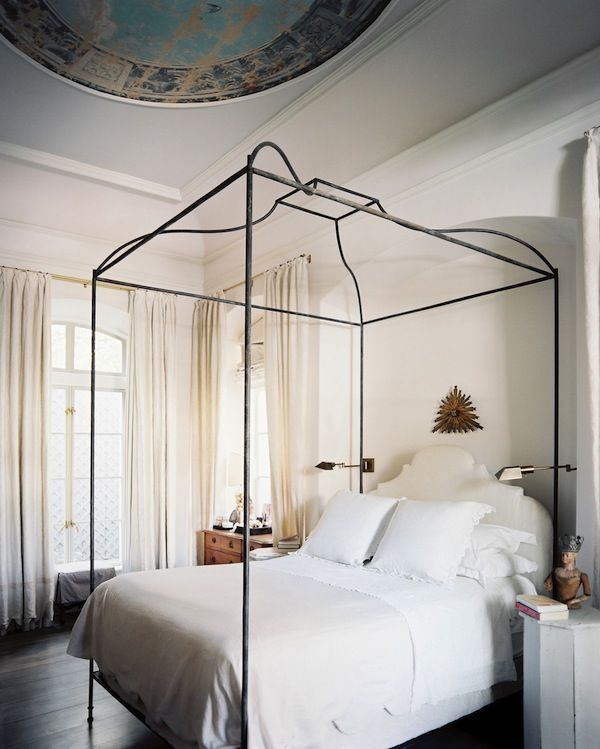 Tvoy designer blog in russian white bedroom interior design