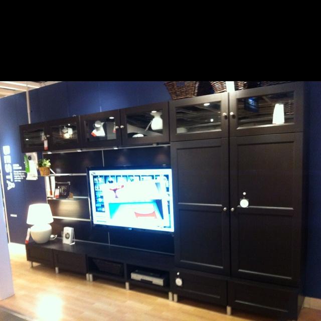 diy ikea entertainment center 950 basement ideas. Black Bedroom Furniture Sets. Home Design Ideas