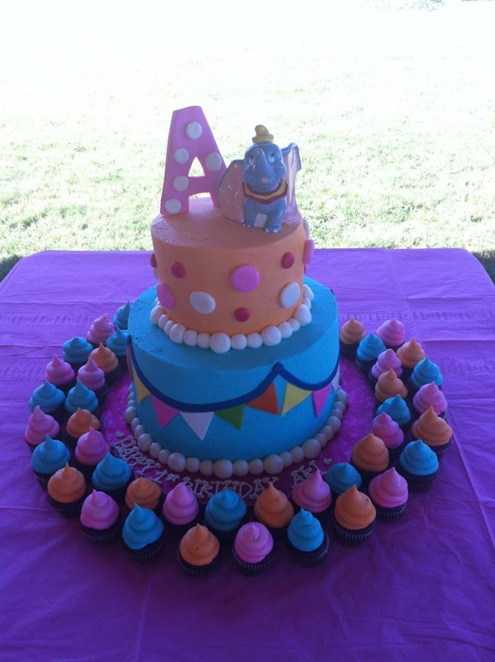 dumbo cake ideas
