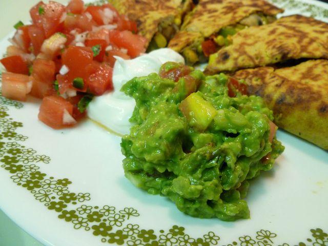 homemade pico de gallo and guacamole | Favorite Recipes | Pinterest