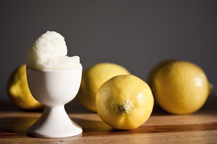 Lemon Sorbetto - Legato Gelato | Artisan Gelato | Pinterest