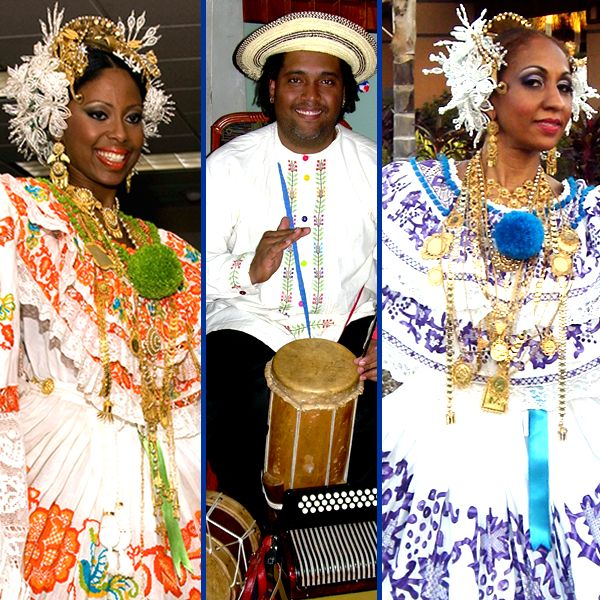 panamanian dating customs International & cultural wedding traditions  culture early customs required the groom to throw a spear onto the front porch steps of his  panama wedding.