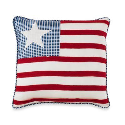 triangle american flag