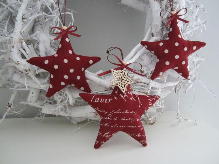 Рождественские звезды Тильда