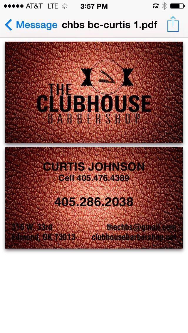 New business cards barbering Pinterest