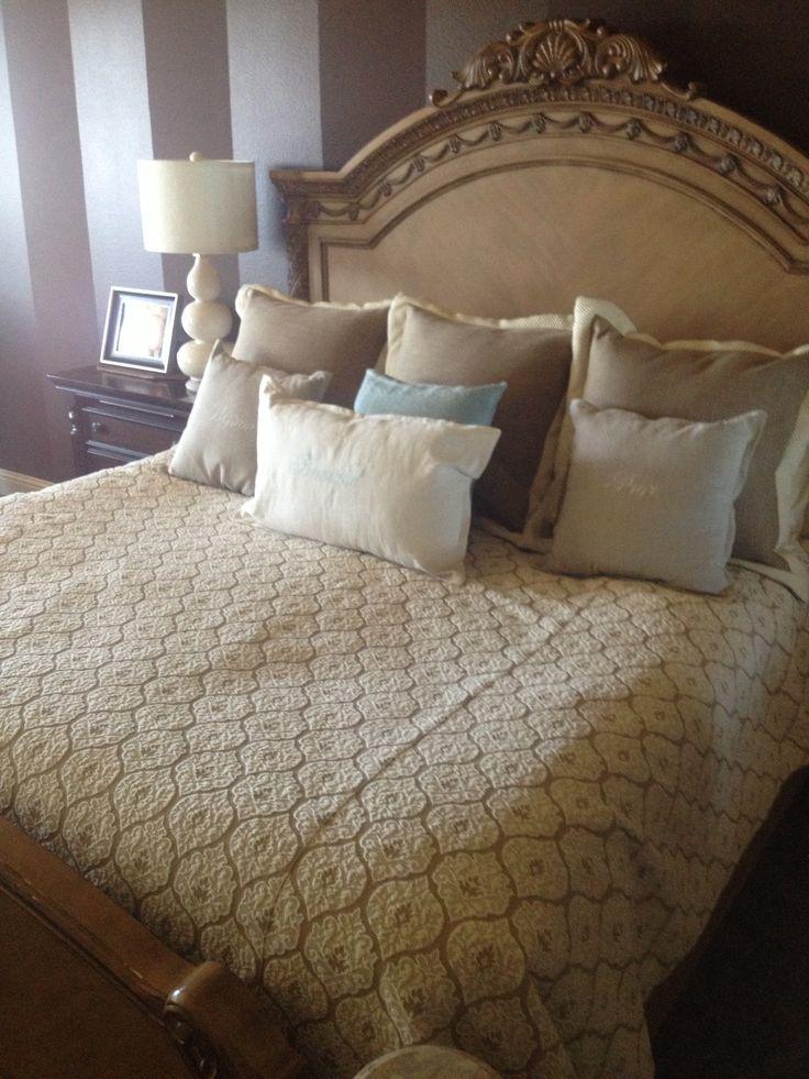 Neutral master bedroom home decor pinterest for Neutral bedroom ideas pinterest