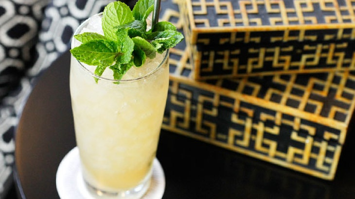 The Mojito from The Hawthorne | Alcohol; Party Drinks, Daiquri, Marga ...