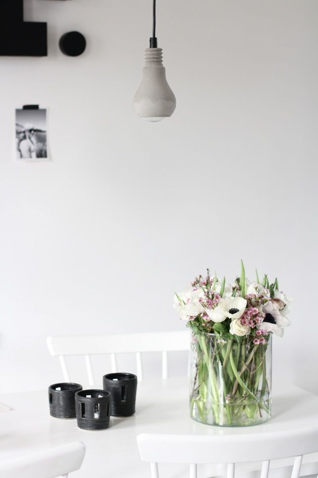 Scandinavian Love Song Ikea Cylinder Vase Styling Inspiration