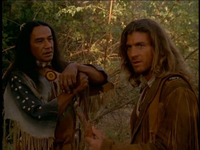 Sully And Cloud Dancing Dr Quinn Medicine Woman