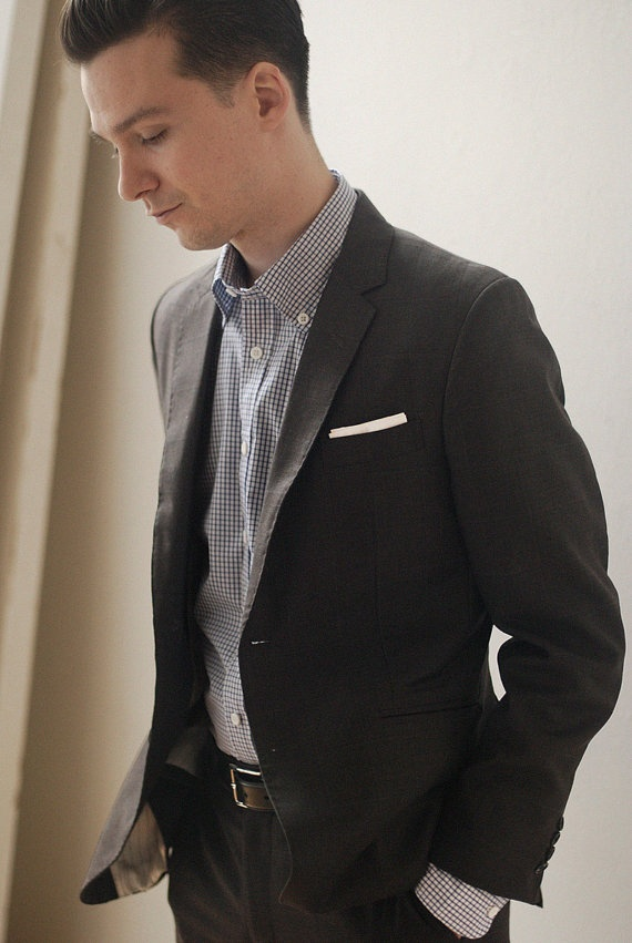 Bespoke Suit  Handmade by Brooklyn Tailors by BrooklynTailors