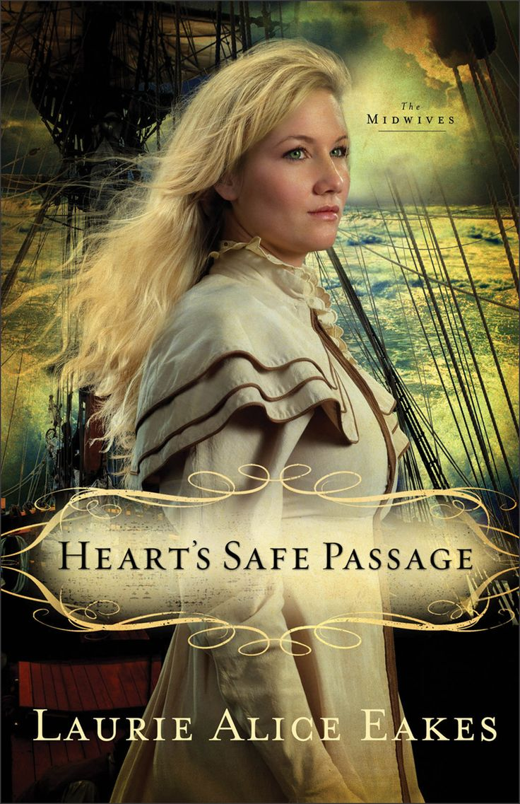 A review of Heart's Safe Passage by Laurie Alice Eakes. Five Stars!