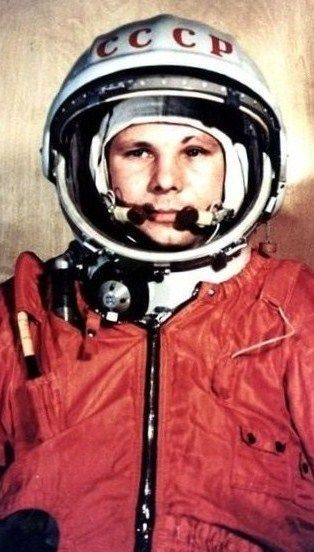 yuri gagarin 1961 - photo #24