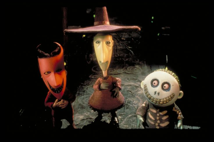 The Nightmare Before Christmas - DVD Review of The Nightmare Before ...