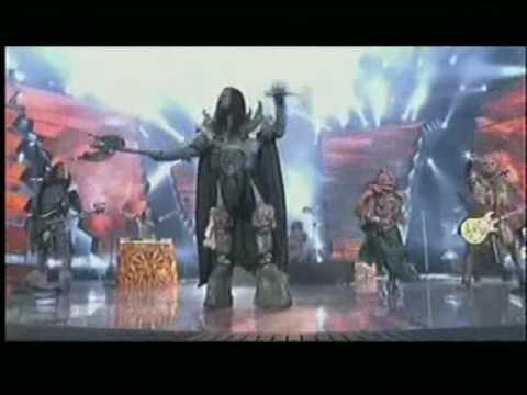 eurovision lordi hardrock hallelujah