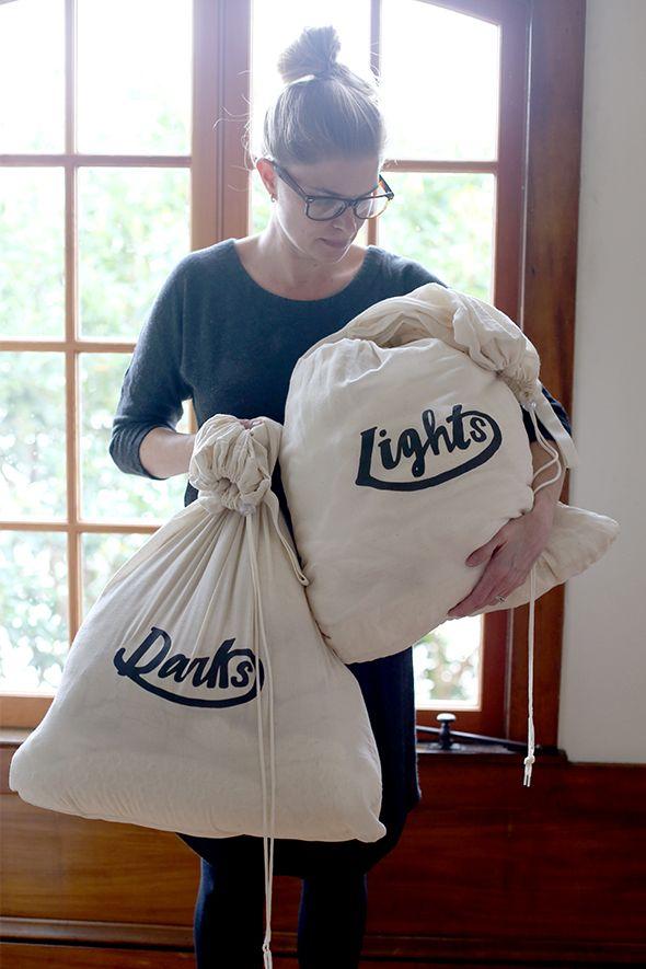 Free Laundry Bag printable designs