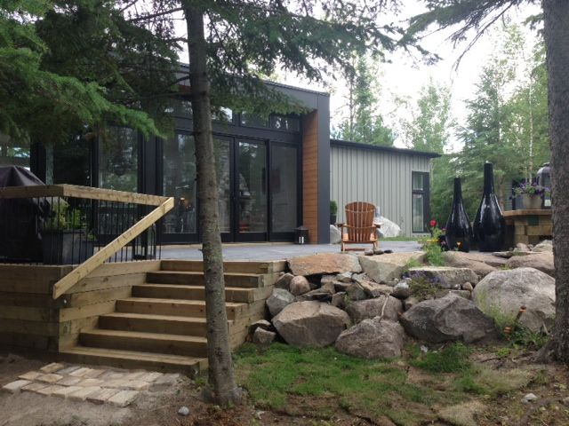 More Like This Modern Cabins Cabins And Architecture