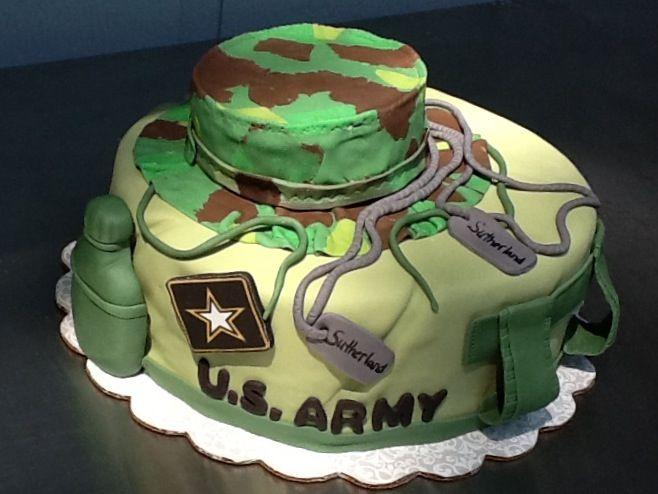 Us Army Birthday Cake Image Inspiration of Cake and Birthday